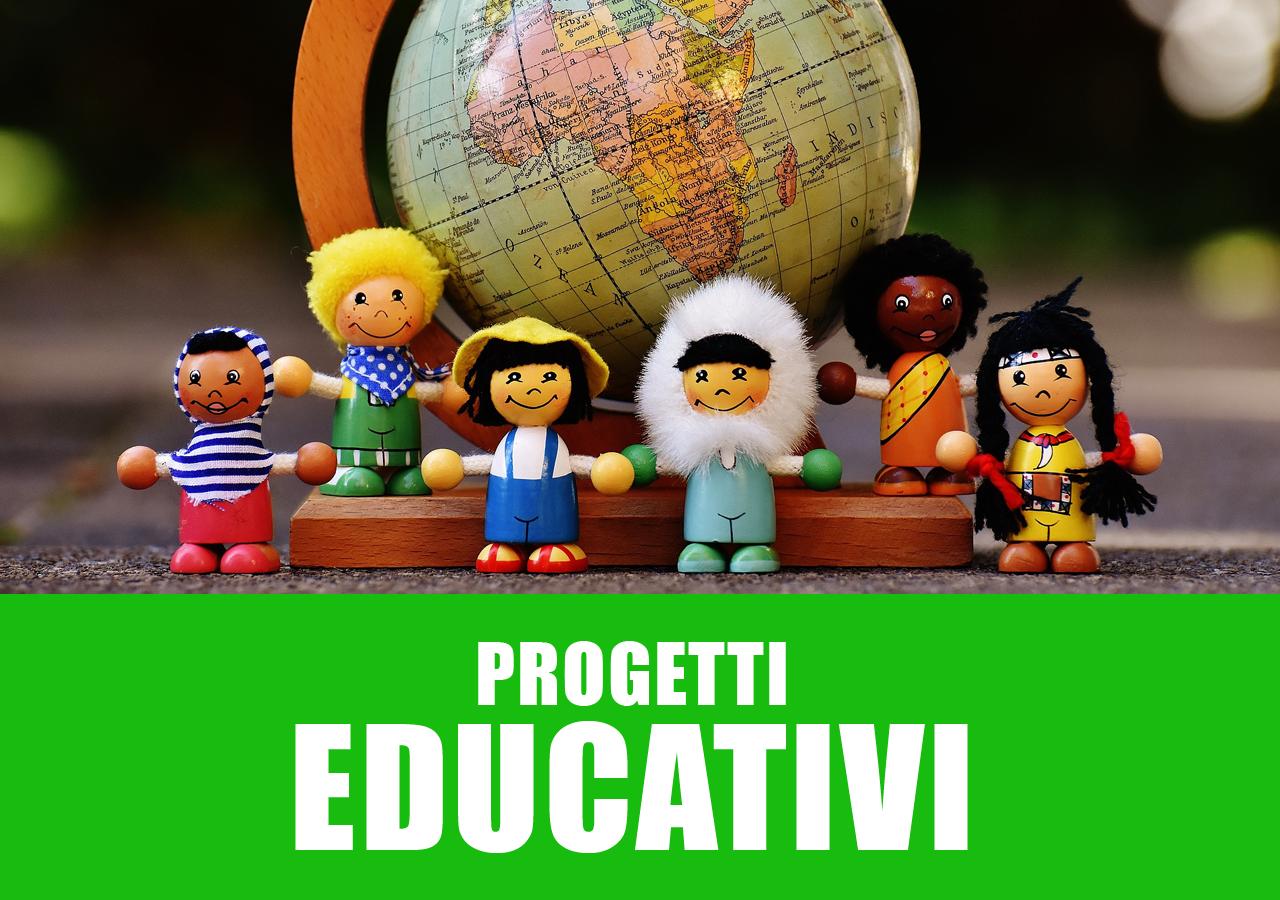 Spazio MUST Saronno | Progetti Educativi