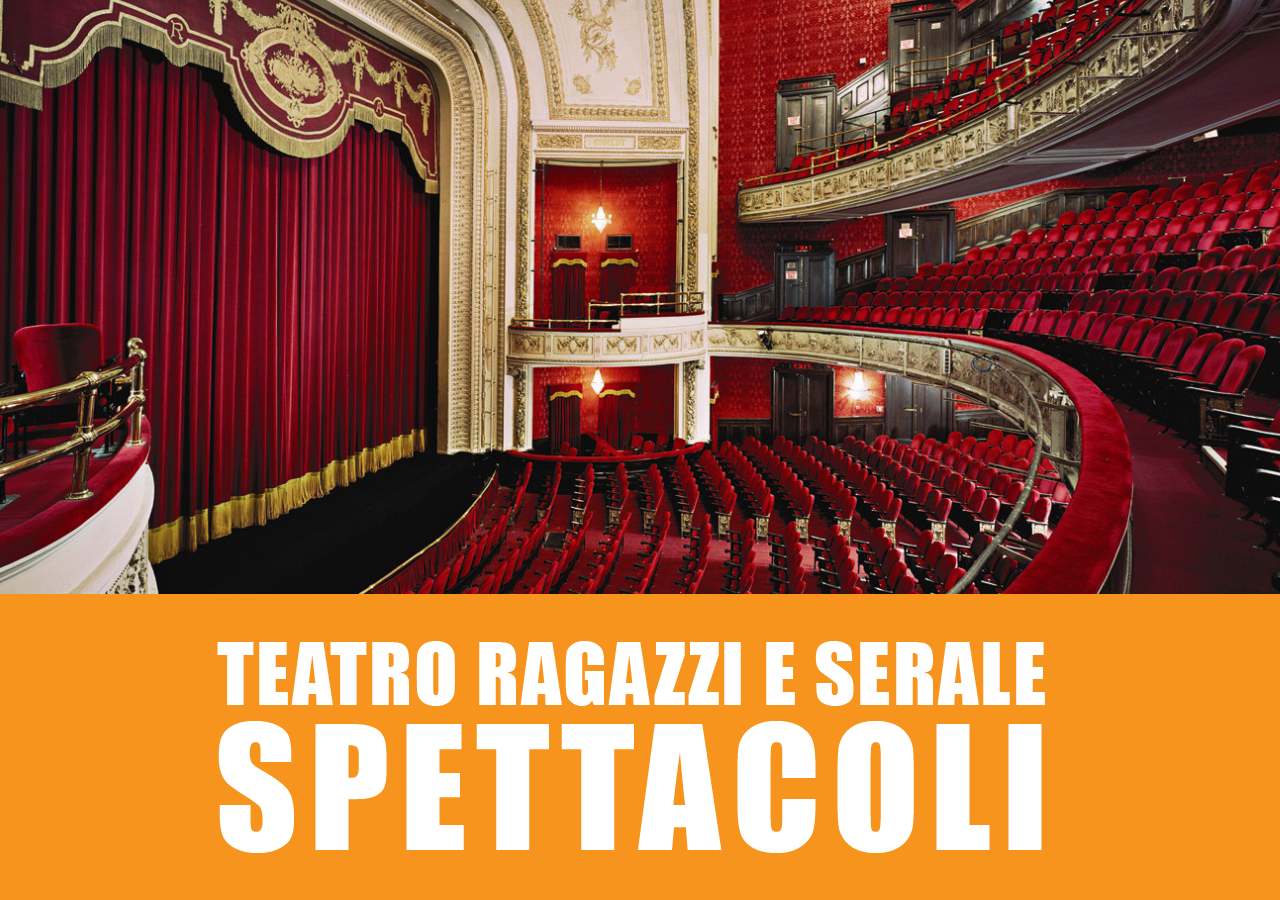 Spazio MUST Saronno | Spettacoli
