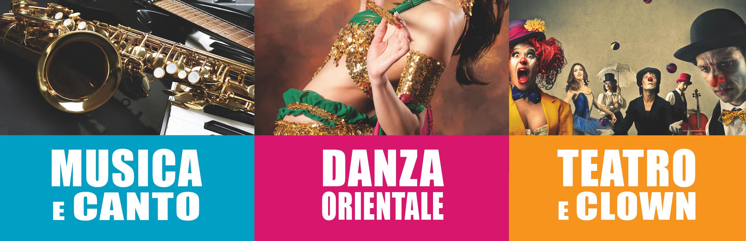 Spazio MUST Saronno   Corsi di Musica, Canto, Danza Orientale, Teatro, Clown